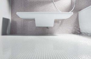 床ワイパー洗浄